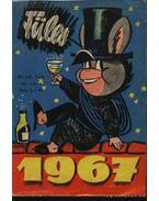 Füles 1967. évfolyam I-IV. kötet (teljes)