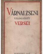Várnai Zseni válogatott versei 1914-1942