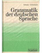 Grammatik der deutchen Sprache