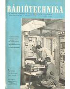 Rádiótechnika 1964. (teljes évfolyam)