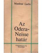 Az Odera-Neisse határ