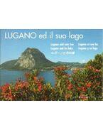 Lugano ed il suo lago