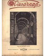 Vasárnap 1926. december 12. X. évfolyam 25. szám