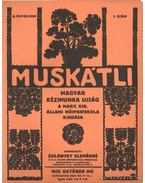 Muskátli 1932. október 1. szám
