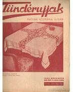 Tündérujjak 1943. november XIX. évf. 11. (223.)