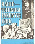 Rádiótechnika évkönyve 1986