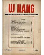 Új Hang 1954 III. évf. 7. szám
