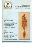 Egyházi ünnepek - népszokások II.