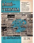 Rádiótechnika 1975. évfolyam (teljes)