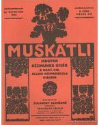 Muskátli 1934. május 8. szám