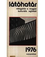 Látóhatár 1976 November