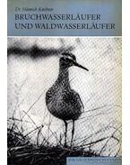Bruchwasserlaufer und Waldwasserlaufer (A réti cankó és az erdei cankó)-1978
