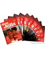 Júlia 81-90. füzet