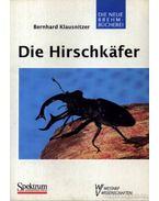 Die Hirschkäfer (A szarvasbogár)