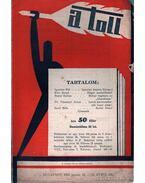 A toll II. évf. 5. sz. (1930. január 31.)