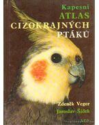 Kapesní atlas cizokrajnych ptáku
