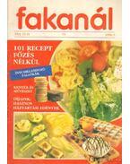 Fakanál 55. 1996/4. - 101 recept főzés nélkül