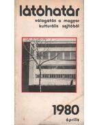 Látóhatár 1980 április