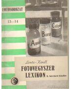 Fotovegyszer lexikon