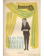 Az 50 éves Magyar Kabaré I-II. kötet