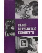 Rádió és televízió évkönyv 1971