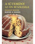 A sütemény az Ön büszkesége - Podravka, Oetker dr.
