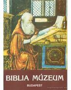 Biblia múzeum