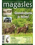 Magasles 36. (2006. szeptember - IV. évfolyam 9. szám)