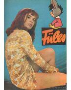 Füles 1971. évfolyam I-IV. kötet (teljes)