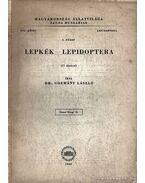 Lepkék - Lepidoptera