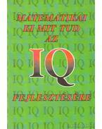 Matematikai ki mit tud az IQ fejlesztésére