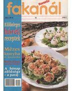 Fakanál 66. 1998/3. - Különleges húsvéti receptek
