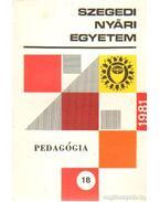 Pedagógia 18. 1981. Képességfejlesztés, tehetséggondozás