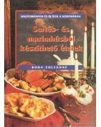 Sertés- és marhahúsból készíthető ételek