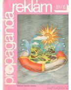 Propaganda Reklám 81/6