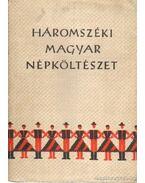 Háromszéki magyar népköltészet