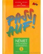 Pass auf! - Német nyelvkönyv gyerekeknek 1.
