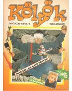 Kölyök magazin 1988. január