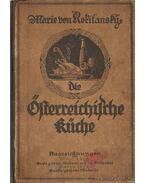 Die Österreichische Küche / Az osztrák konyha