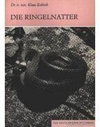 Die Ringelnatter (A sávos sikló)