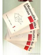 A Matematika Tanítása 1986. ( hiányos)