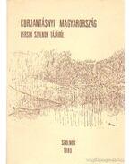 Kurjantásnyi Magyarország (dedikált)