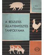 A részletes állattenyésztés tanfolyama