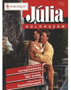 Levegőváltozás - Női fortély - Csalafintaságok 9. kötet Júlia különszám