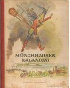 Münchhausen kalandjai