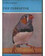 Der Zebrafink (A zebrapinty)