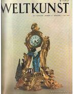 Weltkunst 1975. XLV. Jahrgang 13-24. (fél évfolyam)