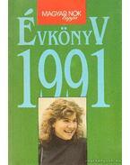 Magyar Nők lapja évkönyv 1991.