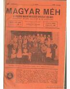Magyar Méh 1938. LIX. évfolyam (töredék)