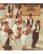 Hungarian folk dances